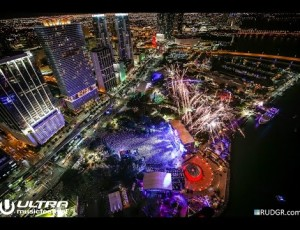 Martin Garrix at Ultra Music Festival Miami 2015