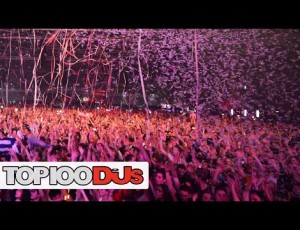Top 100 DJs 2014 Results